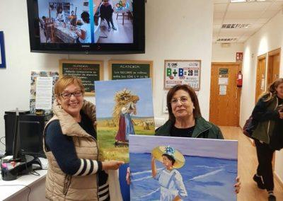 Taller Pintura Centro de Estudios Academia Formación Autoescuela en Mutxamel