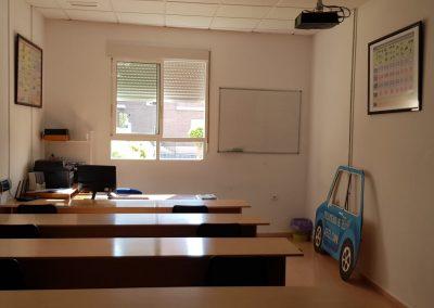 Instalaciones Centro de Estudios Academia Formación Autoescuela en Mutxamel