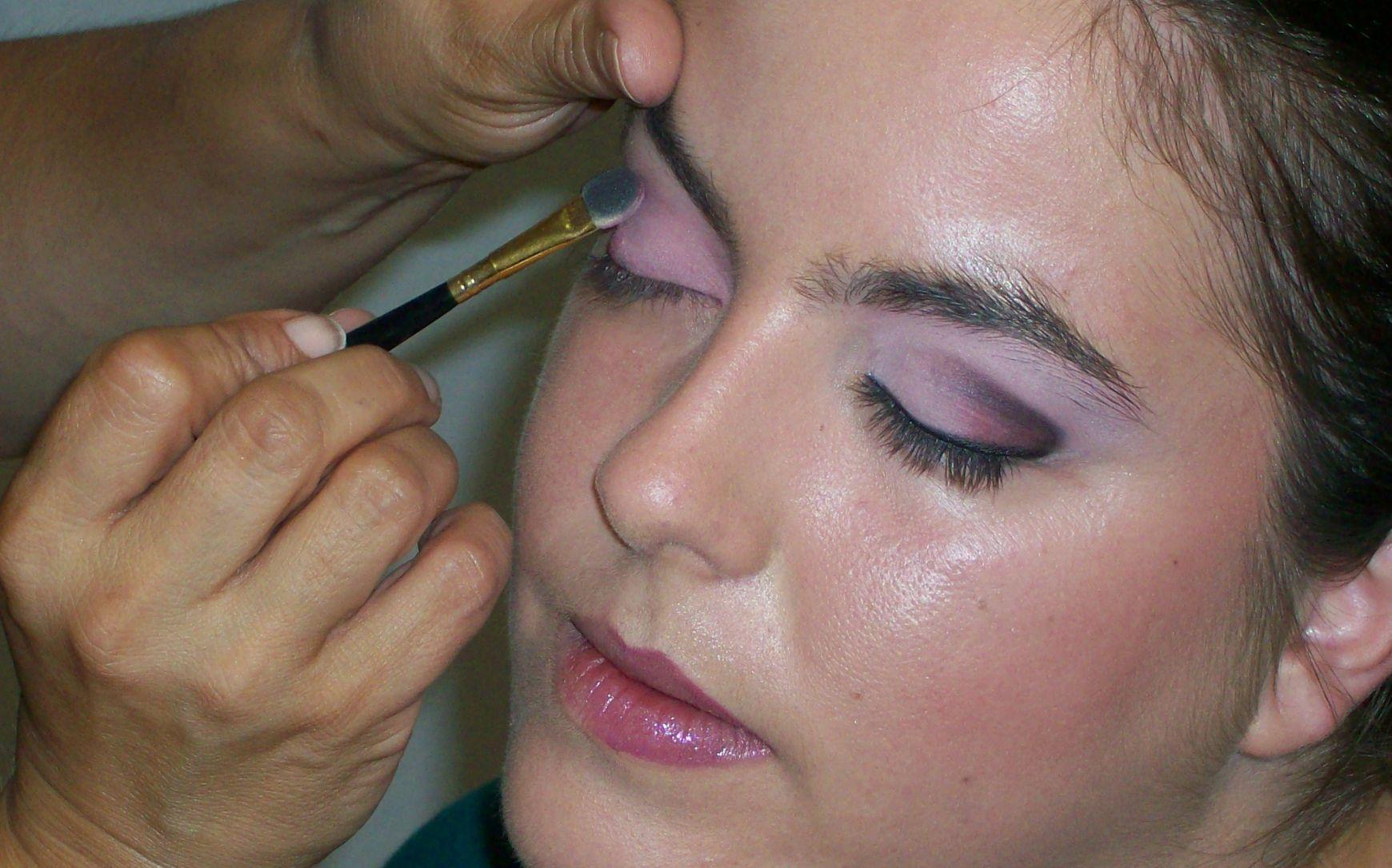 Taller Maquillaje Centro de Estudios Academia Formación Autoescuela en Mutxamel